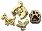 Animal Lapel Pins