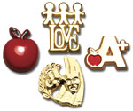 Education Lapel Pins