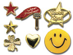 Miscellaneous Lapel Pins